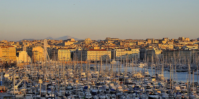 Marseilles. Where is my hotel?
