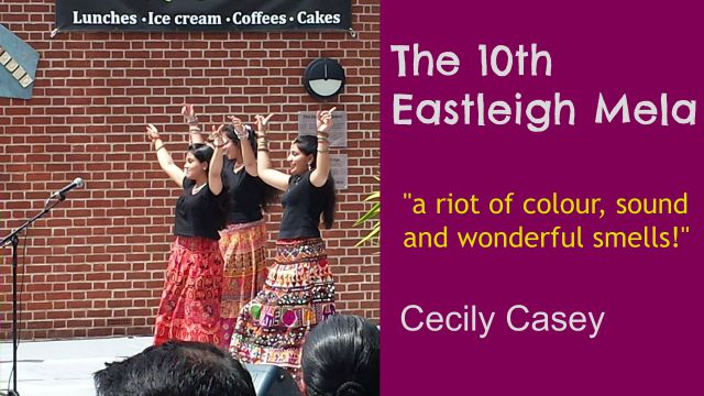 Cecily Casey 10th Eastleigh Mela 2015