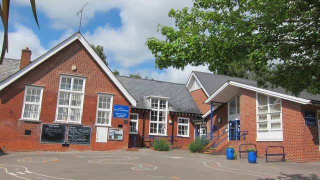 Chandler's Ford Infant School, Kings Road.