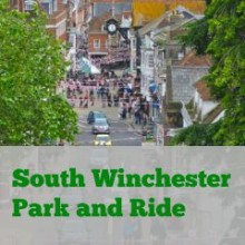Park and Ride (South) – Winchester