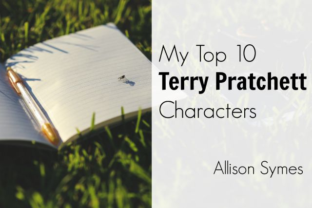 top 10 terry pratchett
