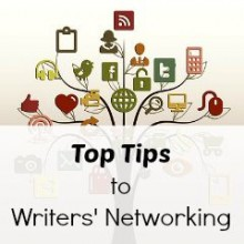 Gill James:  Top Tips to Writers' Networking