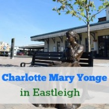 Charlotte Mary Yonge in Eastleigh