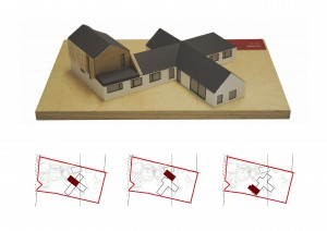 House in Hiltingbury Model