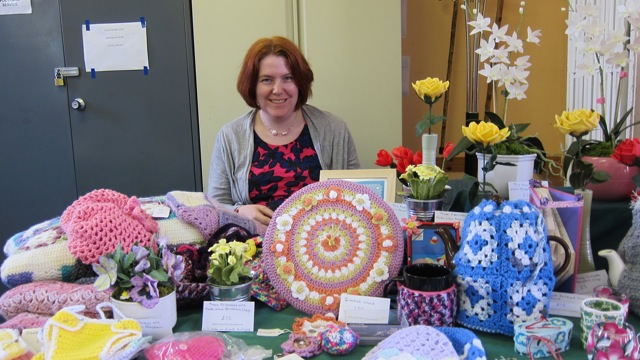 Delightful hand-made gifts made by Tracy O'Neill.