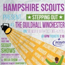 Hampshire Scouts Present 'Stepping Out'
