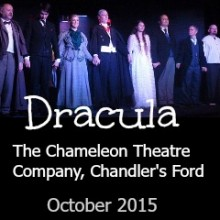 Review: Dracula by Chameleon Theatre Company