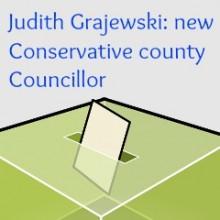 Judith Grajewski (Conservative) Elected Hampshire County Councillor