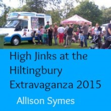 High Jinks at the Hiltingbury Extravaganza 2015