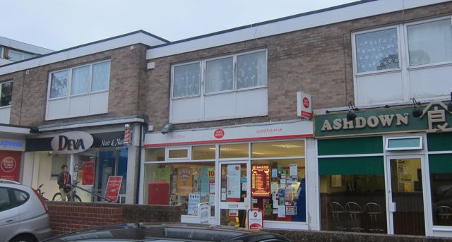 Hiltingbury Post Office Ashdown Road