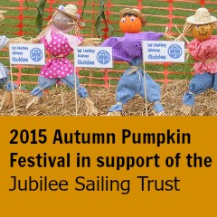 The Autumn Pumpkin Festival At The Royal Victoria Country