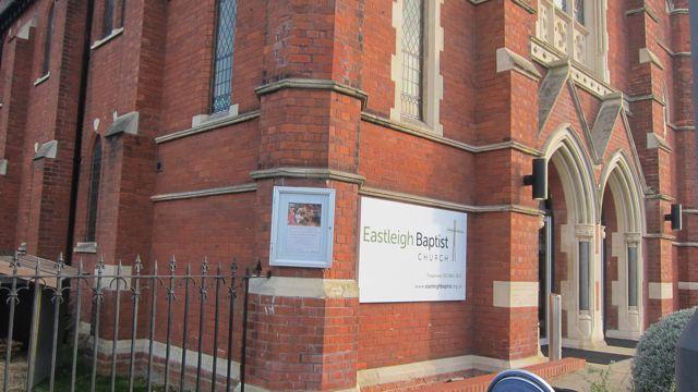 Audrey has been a regular volunteer for the Eastleigh Baptist Church