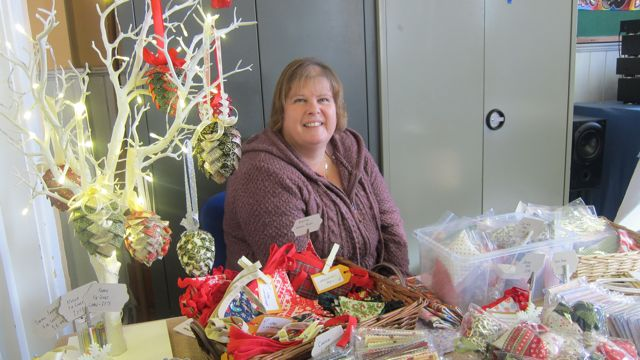 Caroline is a talented crafter who also runs Oaktree Cattery.