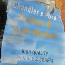 NEW! Chandler's Ford Produce and Craft Market