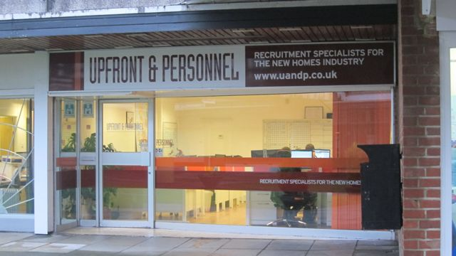 Upfront and Personnel Central Precinct