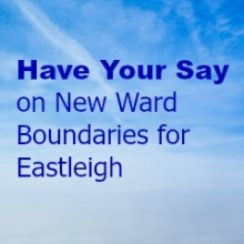 Have Your Say on New Ward Boundaries for Eastleigh