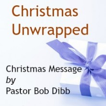 Christmas Unwrapped – Christmas Message from Churches Together in Chandler's Ford