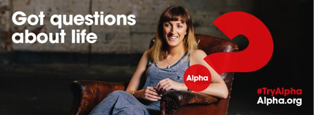 Alpha course advert