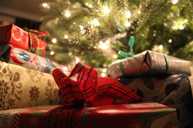 Christmas presents - image by SimplyPanda via Flickr