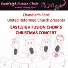 Christmas Charity Concert with Eastleigh Fusion Choir at United Reformed Church