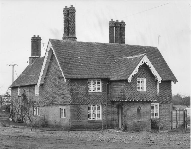 Hiltonbury Farmhouse image via Eastleigh Local History Society
