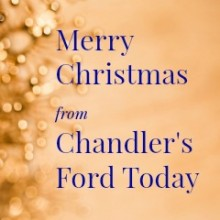 Merry Christmas from Chandler's Ford Today
