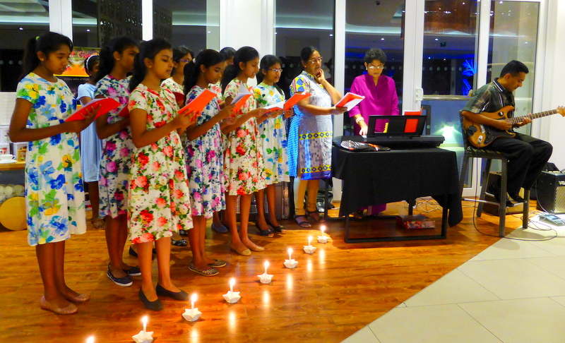 Christmas Carols by the Choir from the Orphanage