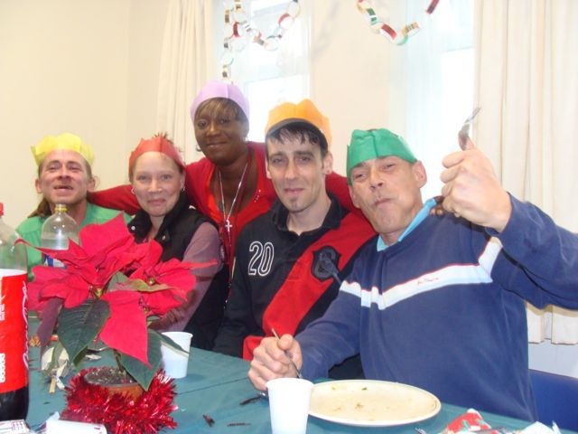 Society of St James: Give a Dinner. Making Christmas special for everyone. The Society of St James.