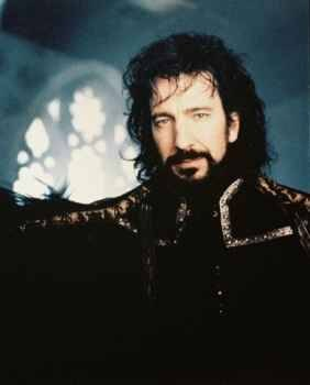 Alan Rickman as the Sherriff