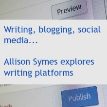 Writing, Blogging, Social Media…What's Your Favourite Forms of Writing?