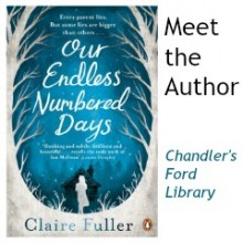 Meet the Author Claire Fuller at Chandler's Ford Library