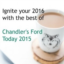 Ignite Your 2016 with the Best of Chandler's Ford Today 2015