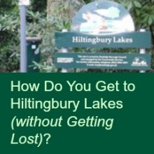 How Do You Get to Hiltingbury Lakes (without Getting Lost)?