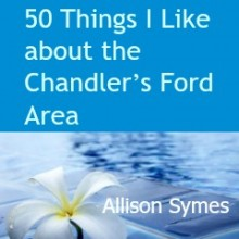 50 Things I Like about the Chandler's Ford Area (Part 1)