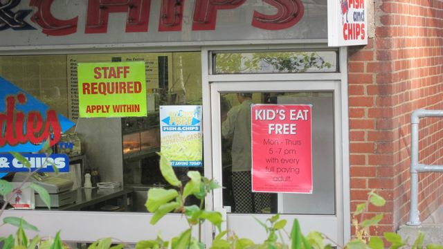 Kids Eat Free Goodies Fish and Chips