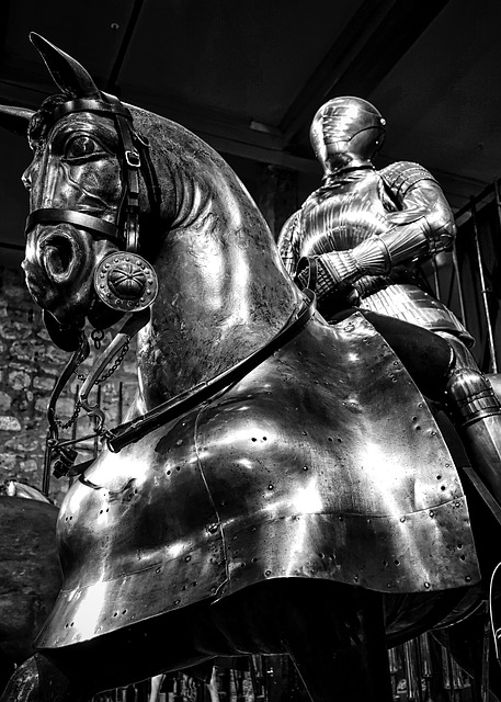 Medieval Knight via Pixabay