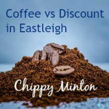Coffee vs Discount in Eastleigh
