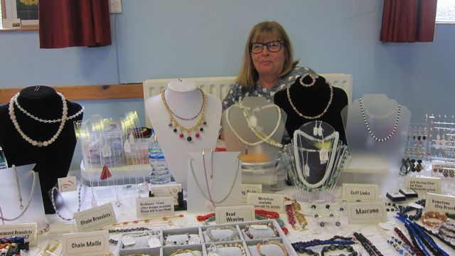 Mary Ann Smith from Double MM Jewellery.