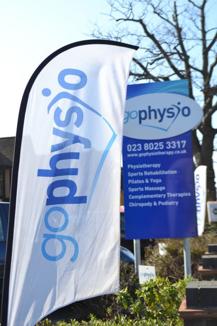 goPhysio: 11 Bournemouth Road, Chandler's Ford.
