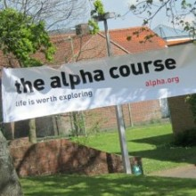 Where can you Join an Alpha Course in Chandler's Ford?
