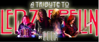 CODA – a Tribute to Led Zeppelin, at The Point.