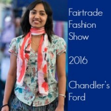 For a Fairer World: Fairtrade Fashion Show in Chandler's Ford
