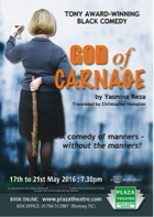 God of Carnage at Romsey Plaza Theatre