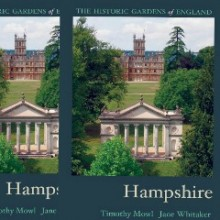 The Historic Gardens of England: Hampshire