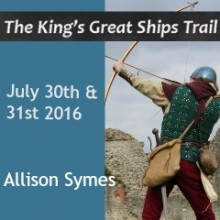 In the King's Footsteps on the Great Ship Trail