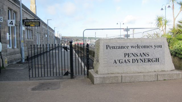 A trip to Penzance, Cornwall.
