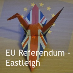 EU Referendum Eastleigh