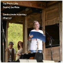 The Poetic Life: Sharing the Muse – Sandra Gordon