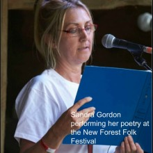 The Poetic Life: Interview with Sandra Gordon, Part 1