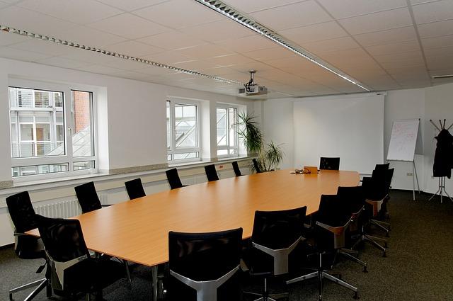 Classic Writing Group room - image via Pixabay